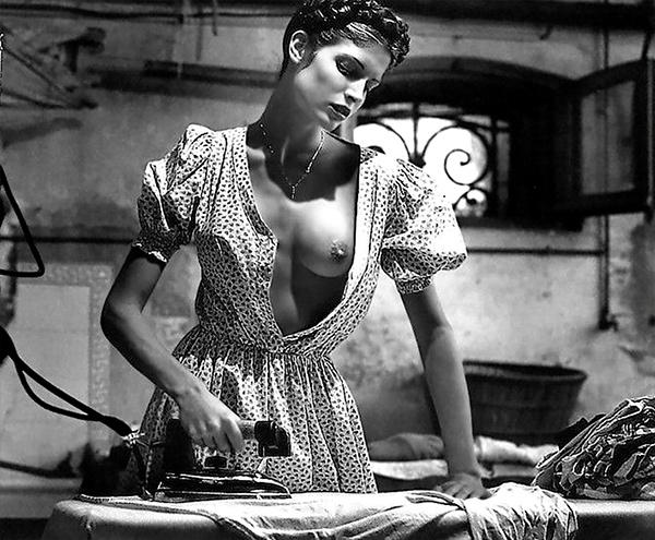 La fotografía de Helmut Newton