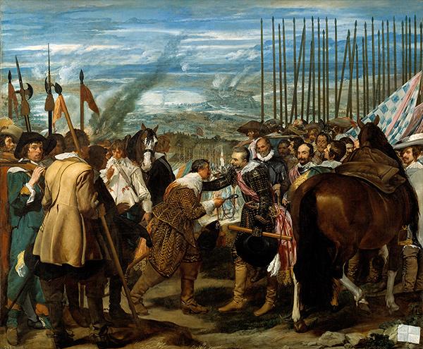 La pintura de Velázquez