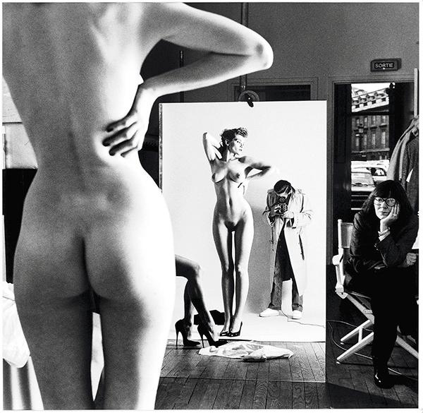 Helmut Newton (1980)