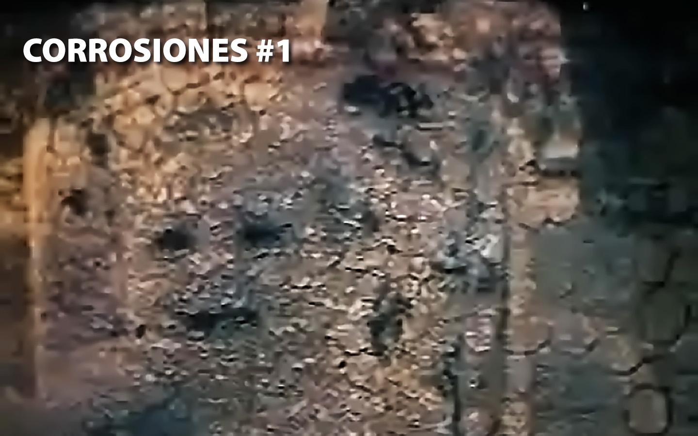 Corrosiones #1 - Videoart piece © 2009 Javier A. Bedrina