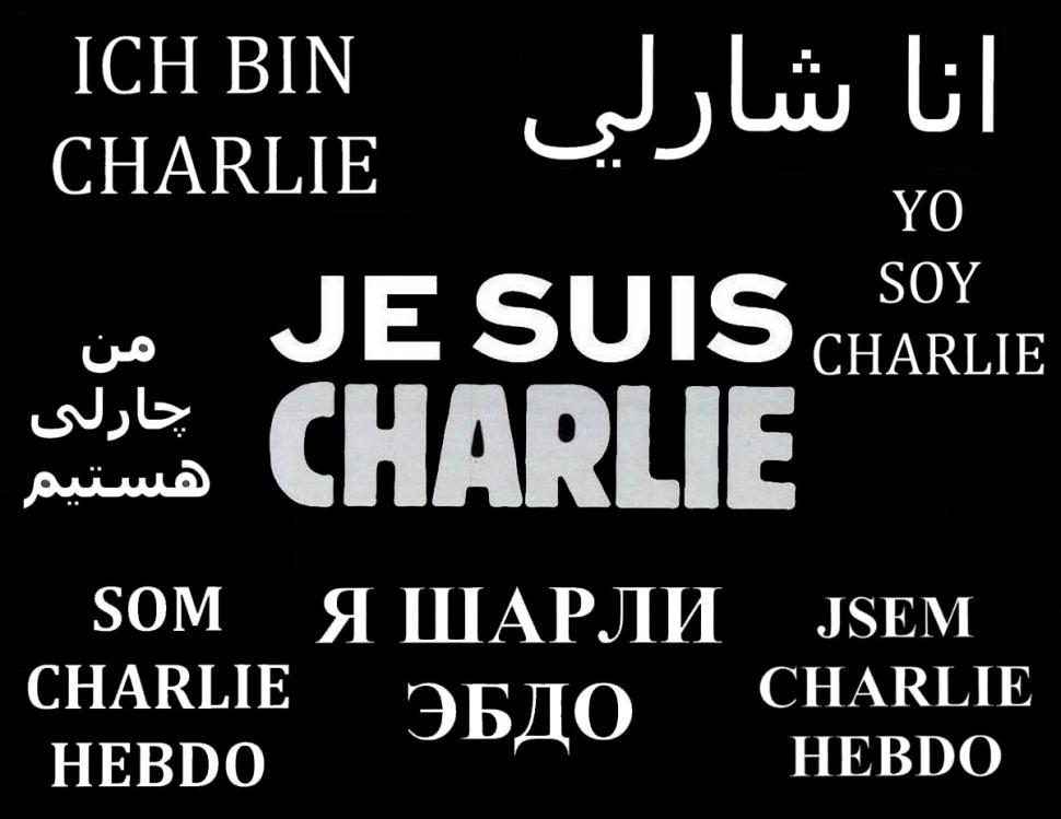 Yo soy Charlie Hebdo