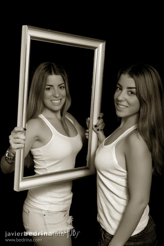 Gemelas Espejo de Dos