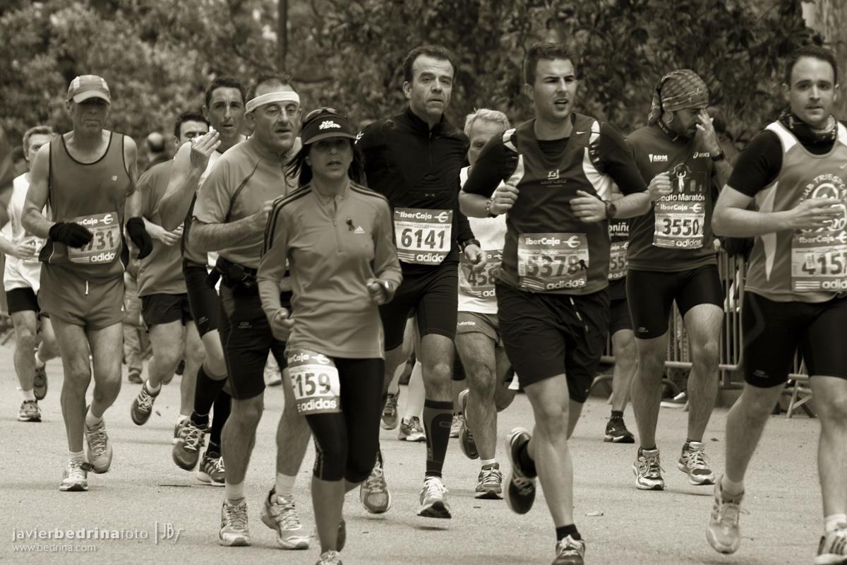 Corredores / Runners