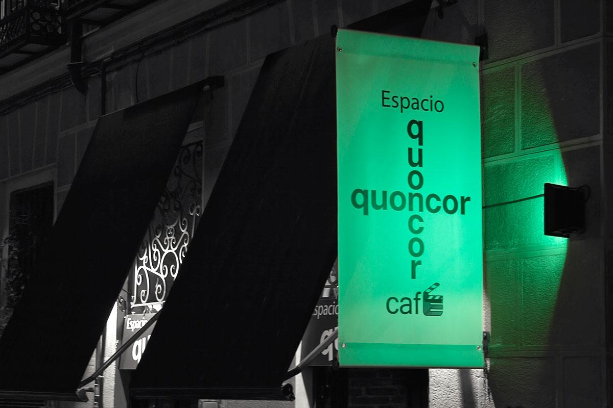 Café Quoncor de Madrid