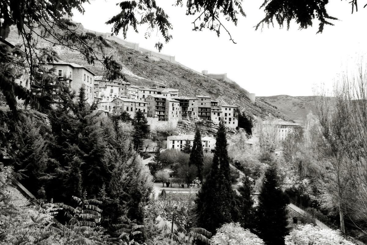 Vistas de Albarracin