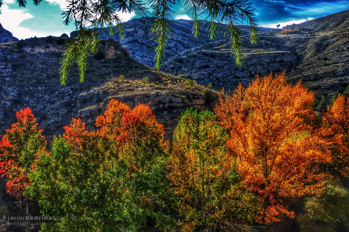 Otoño en Albarracin