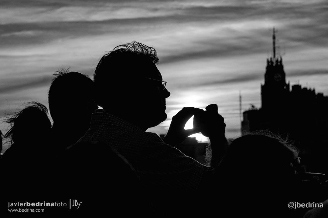Fotografiando la Puesta de Sol