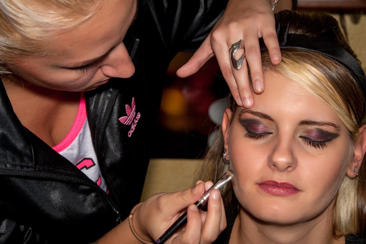 TFCD Makeup creativo