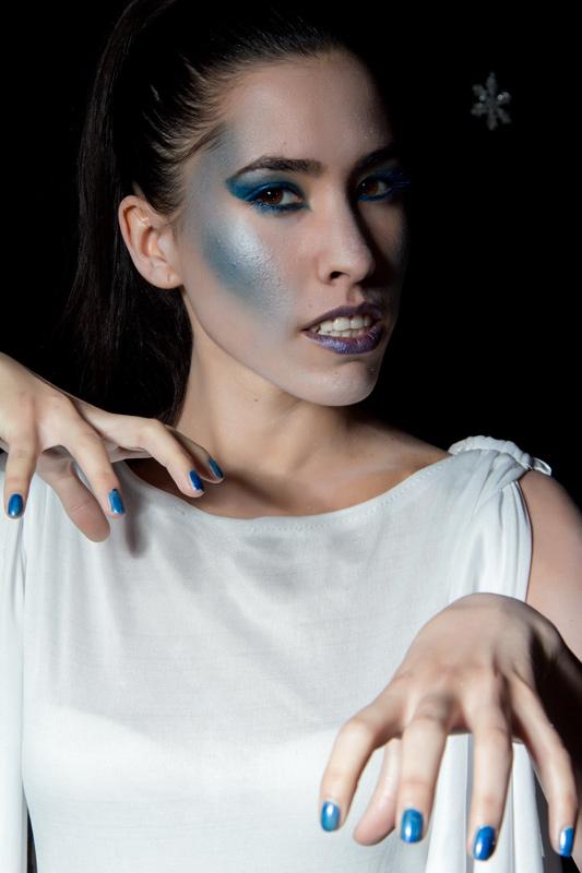 TFCD. Makeup Invierno por Noelia Donoso