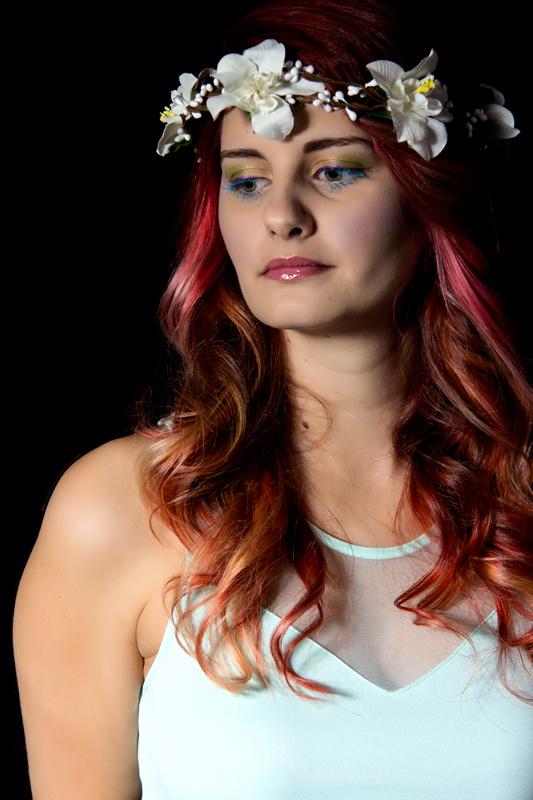 TFCD. Makeup Primavera por Noelia Donoso