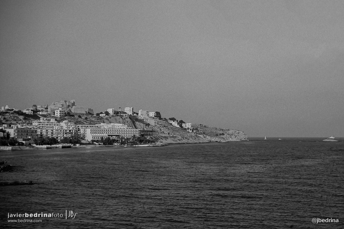 Vistas del Puerto de Ibiza.